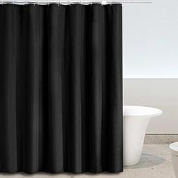 Eforgift Water Proof Bath Curtain Polyester Fabric Mold Resi