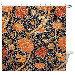 CafePress William Morris Shower Curtain Decorative Fabric Sh